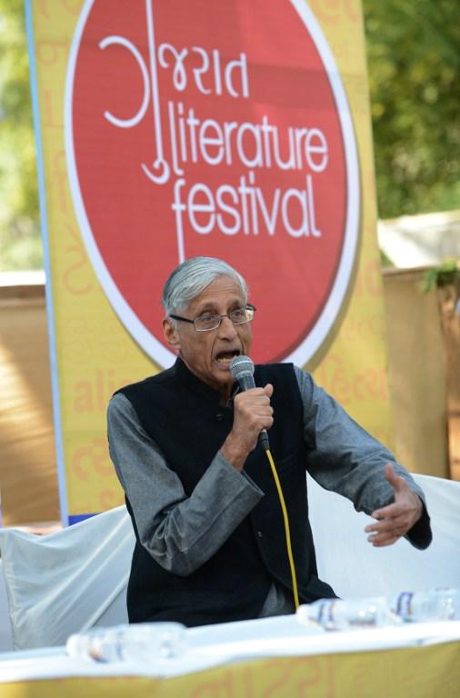 INDIA-LITERATURE-FESTIVAL