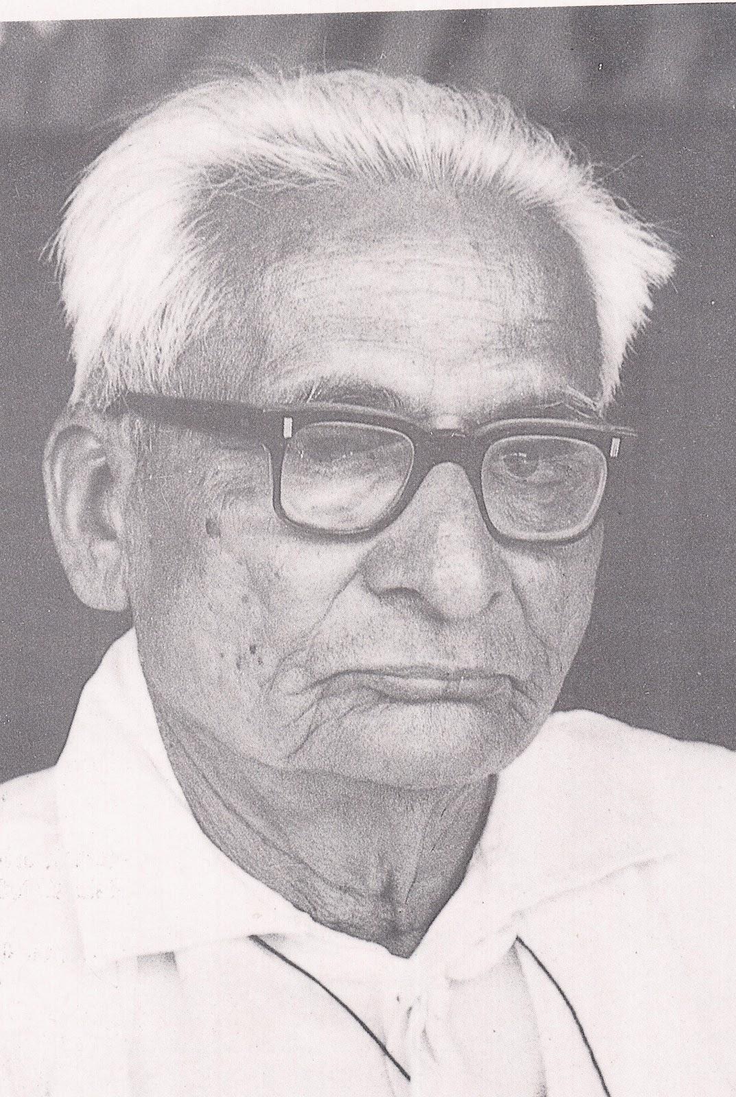 Chan chee Mehta-Portrait