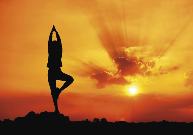 Surya-Namaskar-or-salutation-to-sun